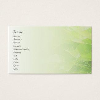Catalpa Blend Profile Card