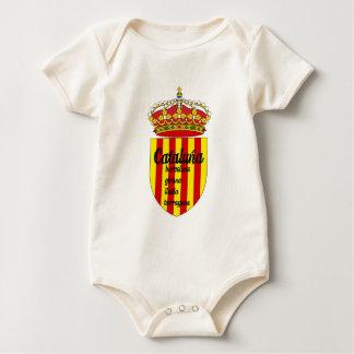 Cataluna Baby Bodysuit