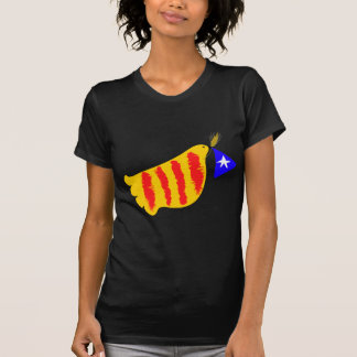 Cataluña patriótica llibertat de Catalunya Camiseta