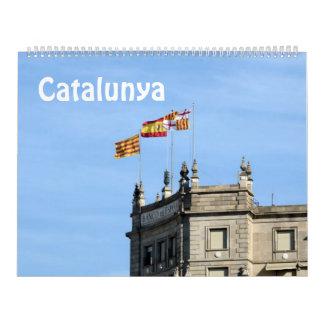 Catalunya (Catalonia) photo calendar