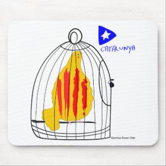 Catalunya Engabiada,Patriotic Symbol, Catalonia Mouse Pad