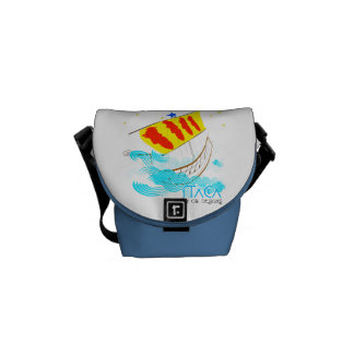 Catalunya Nau rumb a itaca, Bag Messenger Bags