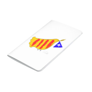 Catalunya Pau i Llibertat Notebook. by OR Designs. Journal
