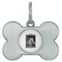 Catalyst For Second Industrial Revolution N. Tesla Pet ID Tag