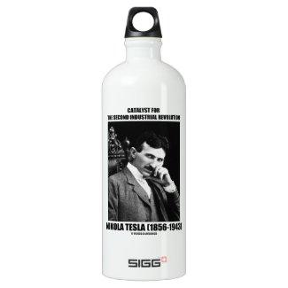 Catalyst For Second Industrial Revolution N. Tesla SIGG Traveler 1.0L Water Bottle