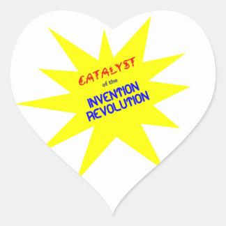 Catalyst of the Invention Revolution Sticker
