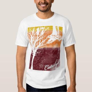 Catalyst vintage t shirt