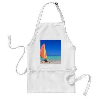 Catamaran Adult Apron