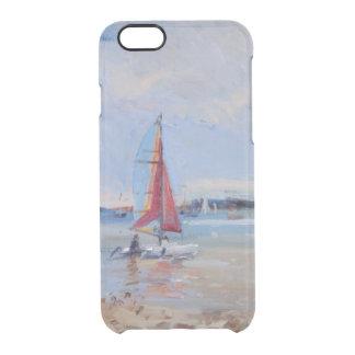 Catamaran Brittany Clear iPhone 6/6S Case