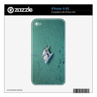 Catamaran, Mamanuca Islands, Fiji, South Pacific Skins For The iPhone 4