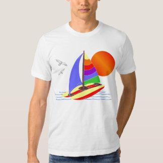 Catamarán Remera