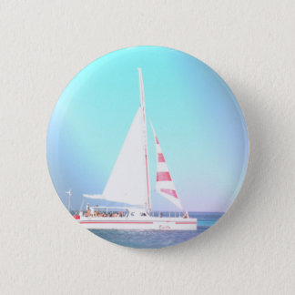 Catamaran Sailboat Button