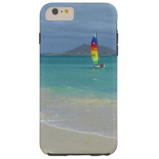 Catamaran Sailboat Tough iPhone 6 Plus Case