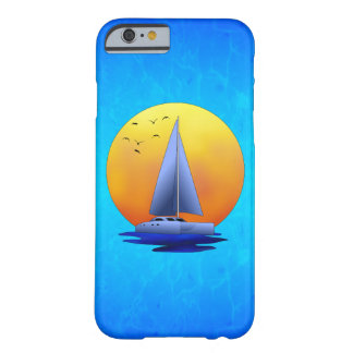 Catamaran Sailing Barely There iPhone 6 Case