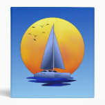 Catamaran Sailing Binder