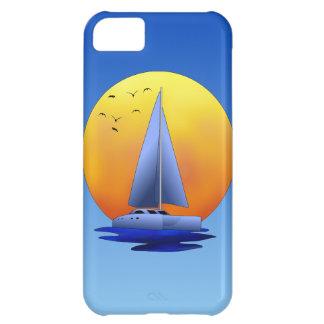 Catamaran Sailing Case For iPhone 5C