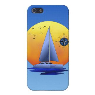 Catamaran Sailing Case For iPhone SE/5/5s