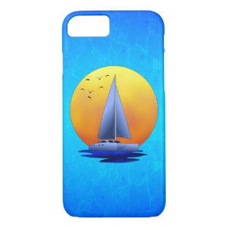 Catamaran Sailing iPhone 7 Case