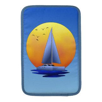 Catamaran Sailing MacBook Air Sleeve