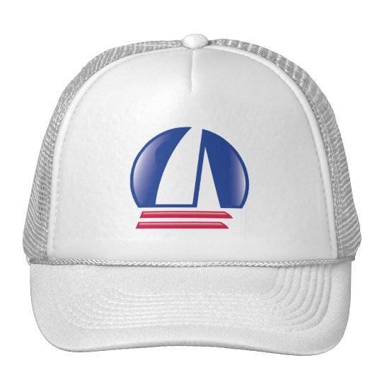 Catamaran Sailing_Pontoon Racing_Blue Moon Trucker Hat