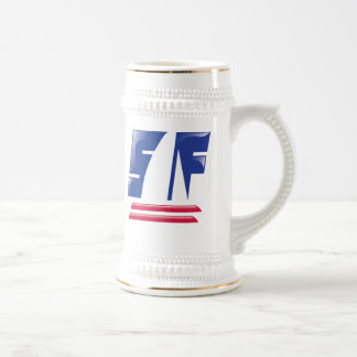 Catamaran Sailing_Pontoon Racing_S.F. Bay Boating Beer Stein
