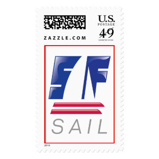 Catamaran Sailing_SAIL_San Francisco Postage