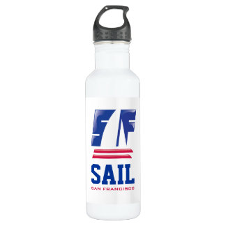 Catamaran Sailing_SAIL San Francisco Stainless Steel Water Bottle