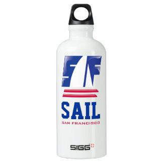 Catamaran Sailing_SAIL San Francisco Water Bottle