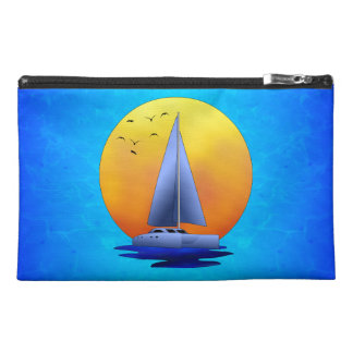 Catamaran Sailing Travel Accessory Bag