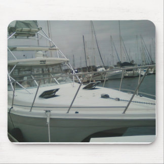Catamaran Yacht Mouse Pad