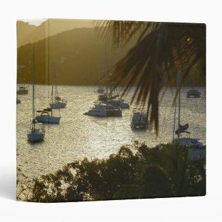 Catamarans and sailboats 3 ring binder