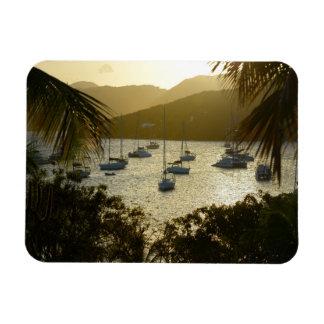 Catamarans and sailboats magnet