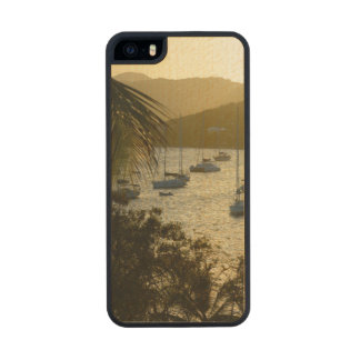 Catamarans and sailboats wood phone case for iPhone SE/5/5s