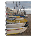 Catamarans On The Beach Note Book