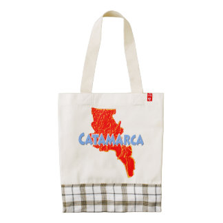 Catamarca Zazzle HEART Tote Bag