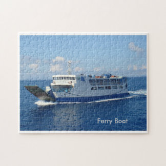 Catanduanes Ferry-11x14 Photo Puzzle with Gift Box