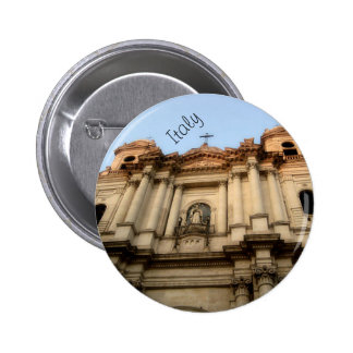 Catania Italy Cathedral Button
