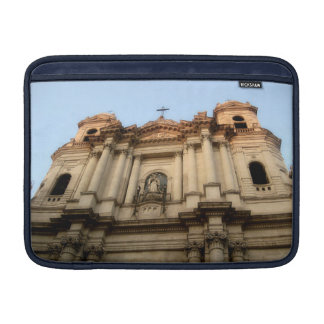 Catania Italy Cathedral Sleeve For MacBook Air