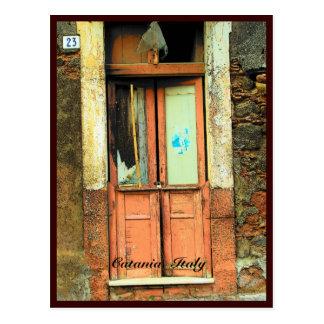 Catania. Italy Post Card