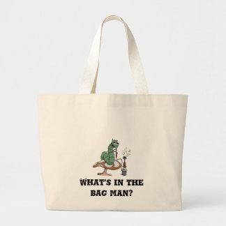 Catapillar Dreamin... Jumbo Tote Bag