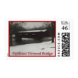 Cataract Covered Bridge Stamps