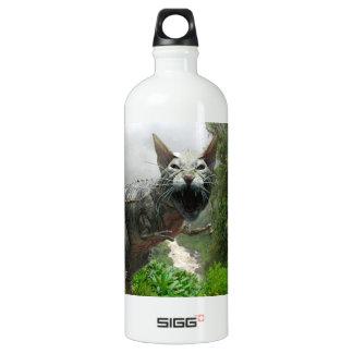Catasaurus Rex Aluminum Water Bottle