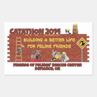 Catathon 2014 Sticker