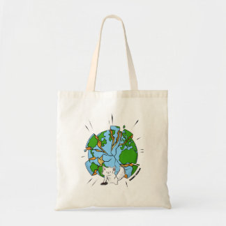 Catatomic Reaction (Full Color) Tote Bag