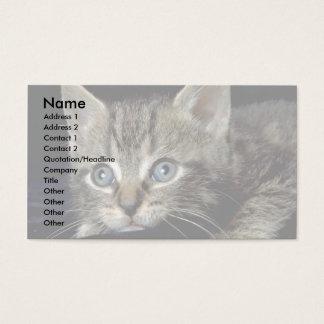 Catatonic Business Card