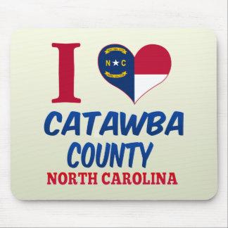 Catawba County, North Carolina Mouse Pad