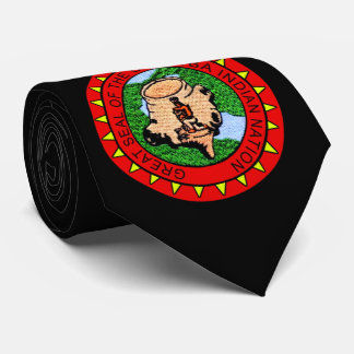 Catawba Indian Nation Neck Tie