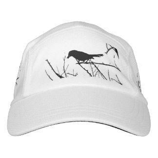 Catbird Silhouette Love Bird Watching Headsweats Hat