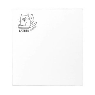 Catbox Castles Notepad (Small)