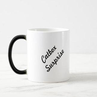 Catbox Kitty Surprise Mug